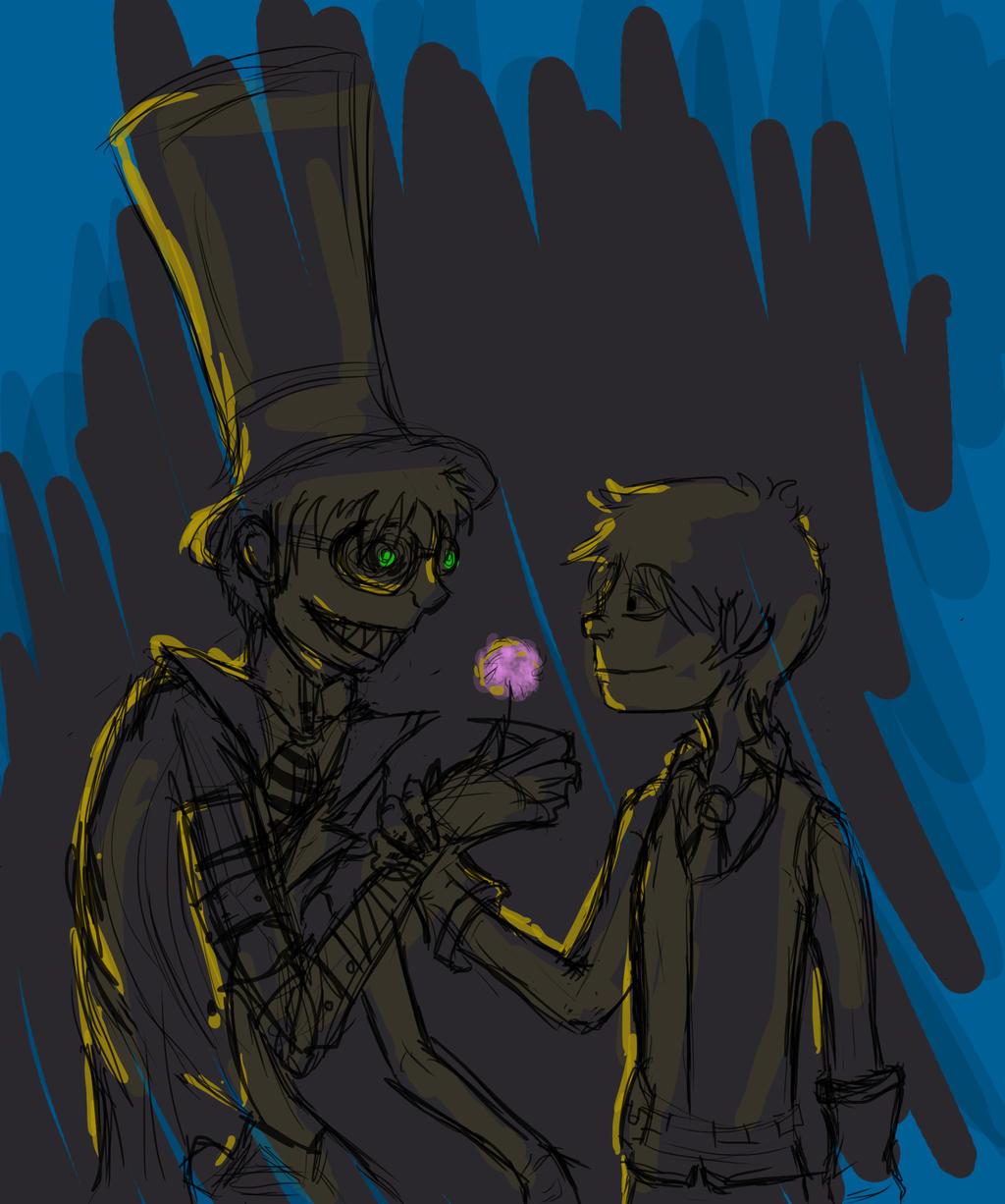 Steampunk Onceler by Questionablexfun