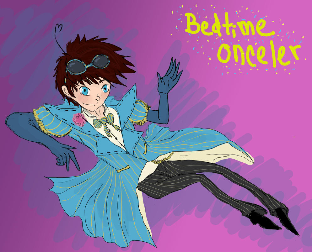 BedtimeOnceler by Questionablexfun