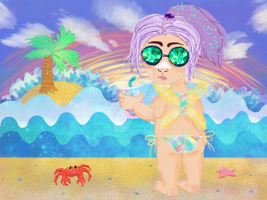 Summer by Questionablexfun