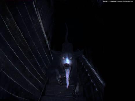 The Tall Dog (from creepypasta by Elia