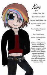 Kira Profile