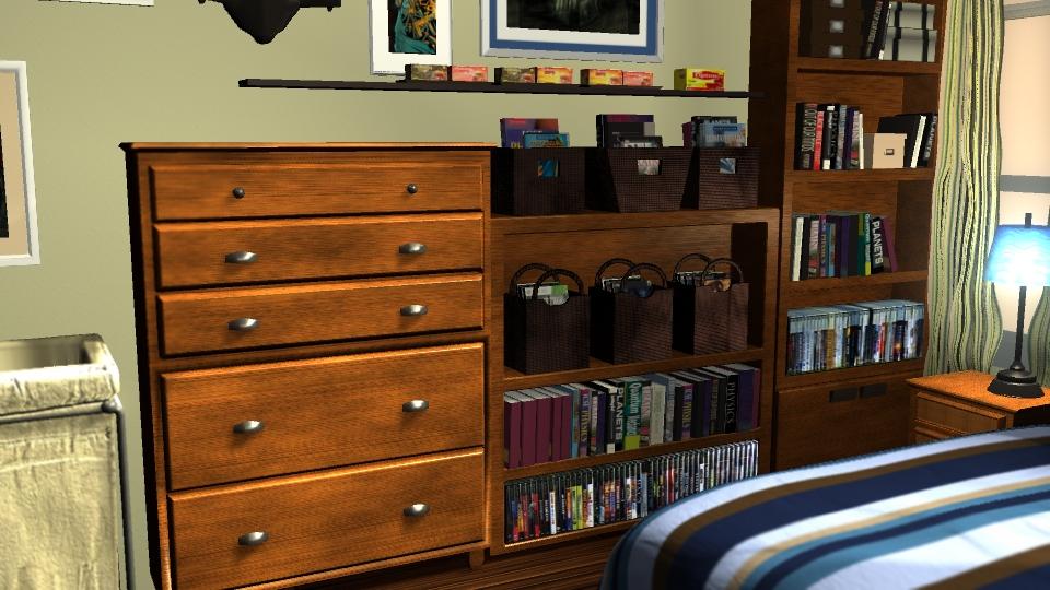 Sheldon Cooper S Bedroom Cam 2 By Ghot On Deviantart
