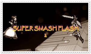 Super Smash Flash 2 Stamp #2