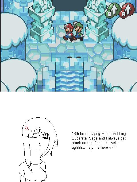 goddamn level XD by KenysuStar