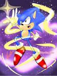 .::Sonic's Stars [Kirby StarDream's DTIYS]::.