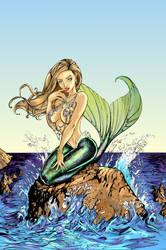 Mermaid by MrFixit741