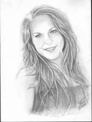 Mary Jo Portrait by MrFixit741