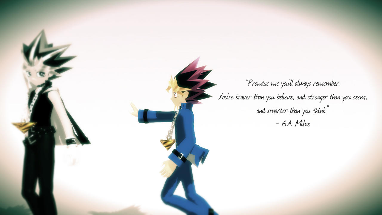 inspirational quote 1 by invaderblitzwing manga anime digital media 3d
