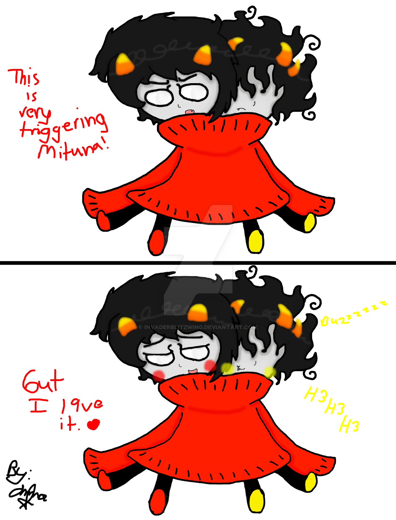 kantuna the triggering sweater problem by