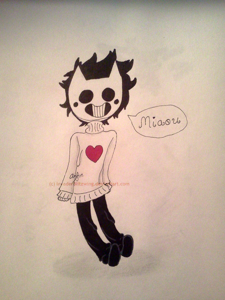 OFF - Zacharie by InvaderBlitzwing