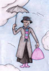 Granny Poppins by Sofen