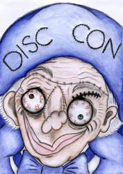 Discworld Convention 06 entry by Sofen