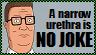 Stamp: Narrow Urethra