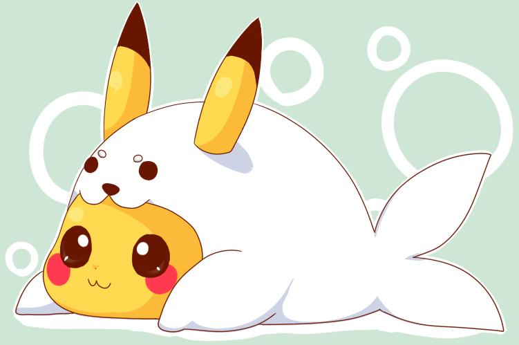 Pikachu render by marchhare514 on deviantart - Dessin pikachu mignon ...
