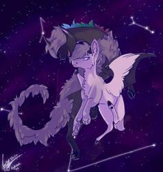 Space Sisters by NightshadeTheRanger