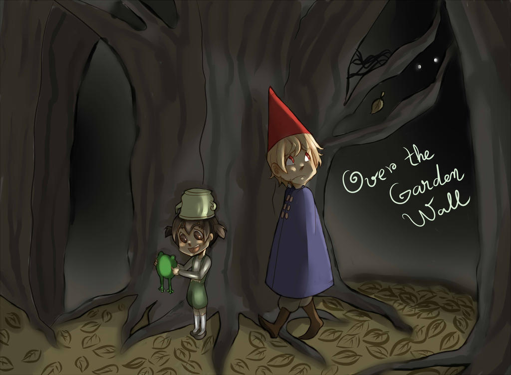 Hetalia crossove over the garden wall by pink4evurrr on deviantart for Over the garden wall episode 9
