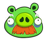 Angry Bird - Old Pig