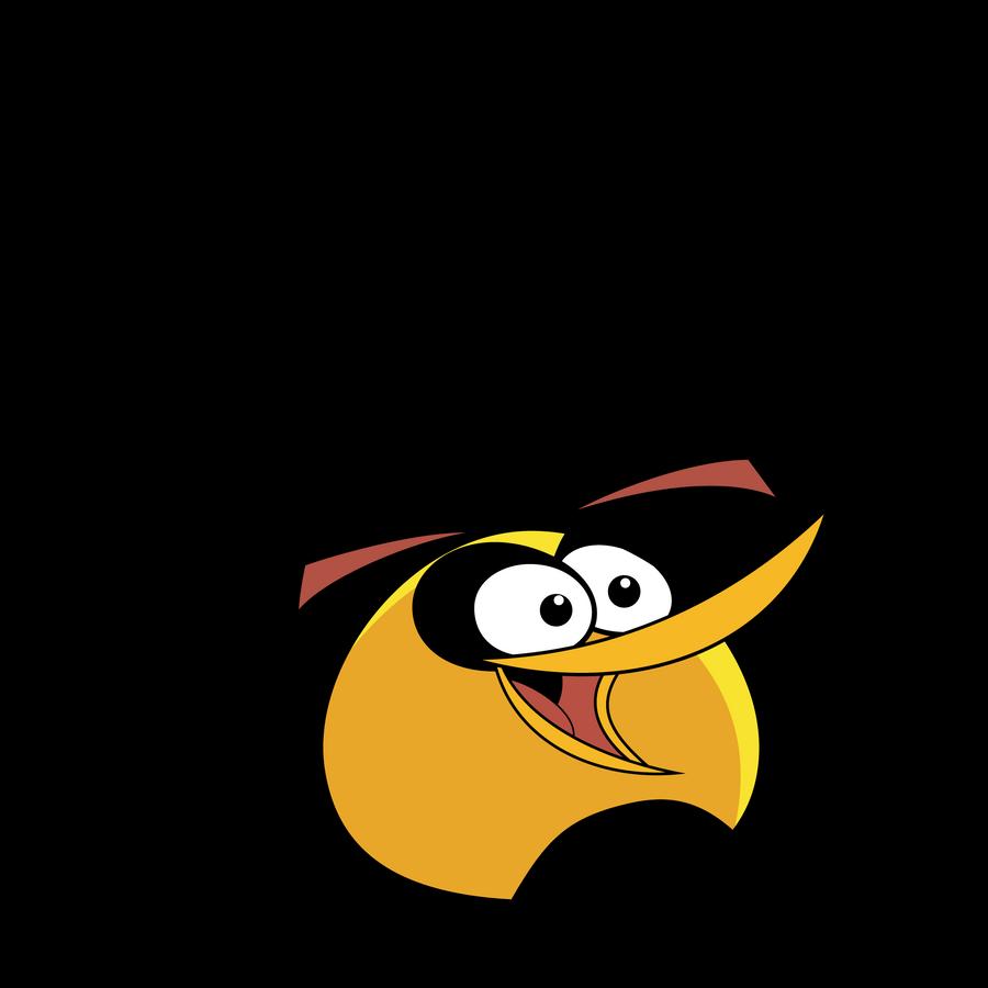 Angry Bird - Normal Orange Bird