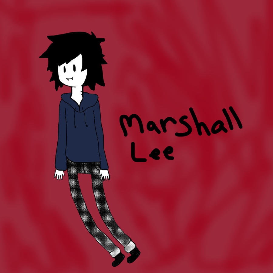 Marshall lee the vampire King by jarofhearts12