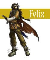 Adult Felix 1 by Sora-G-Silverwind