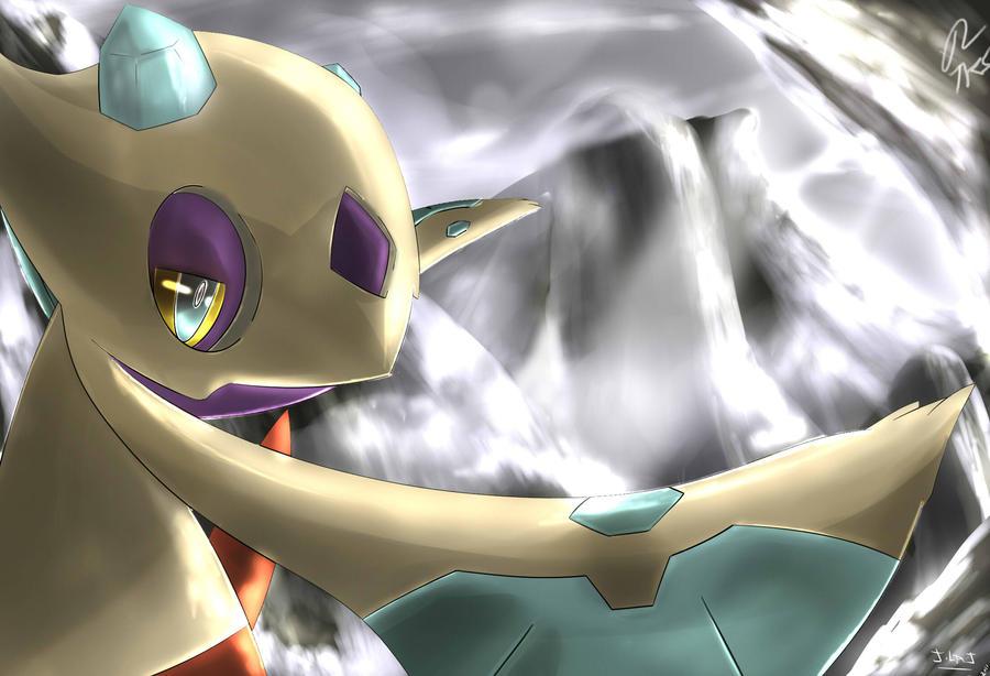 Pokemon Froslass Silvestre by Sorocabano