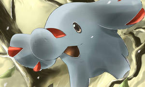 Pokemon Phanpy Silvestre by Sorocabano