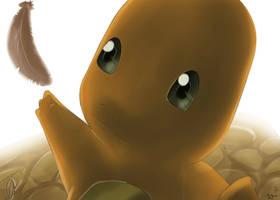 Pokemon Charmander Silvestre by Sorocabano