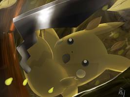 Pokemon Pikachu Silvestre by Sorocabano