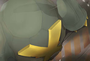Pokemon Shiny Metagross Silvestre by Sorocabano