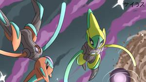 Pokemon Shiny Deoxys