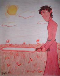 Red by riwen