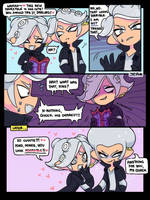 Plat Octo Comic by JEAris