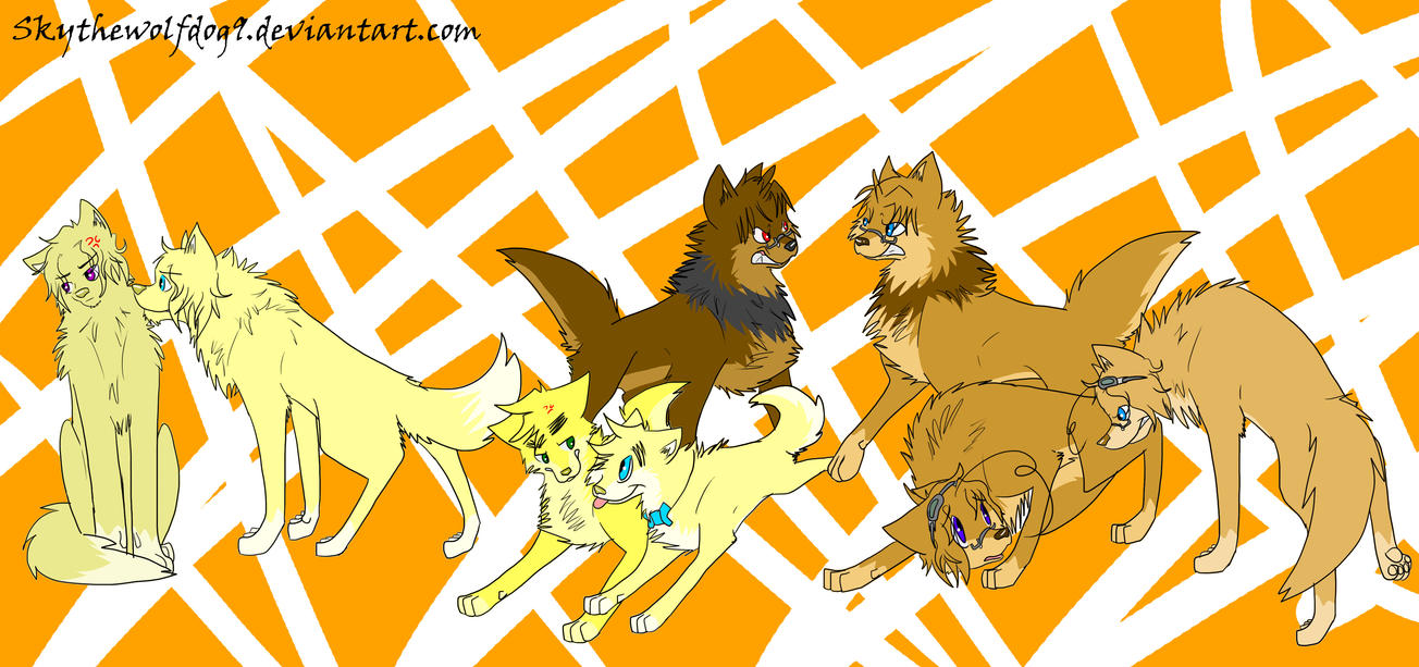 Hetalia - Epic FFAACCEE Family by Skythewolfdog9