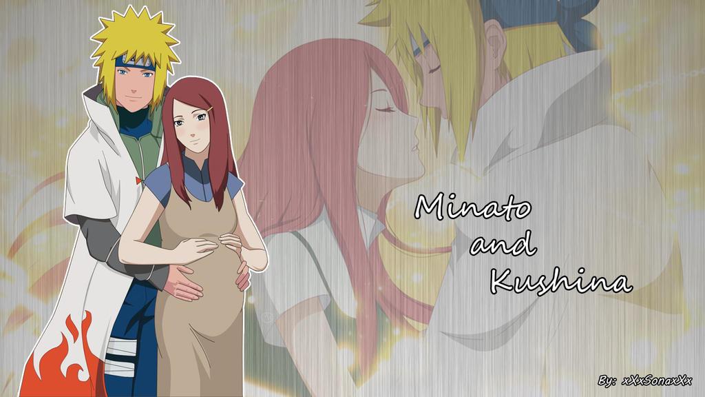 Секс картинки Минато и Кушины