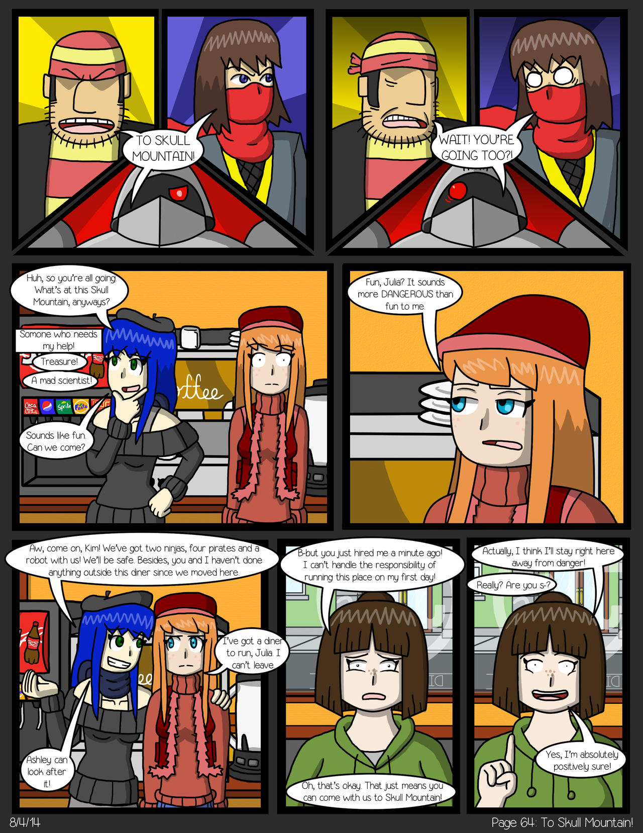 JK's (Page 64) by fretless94