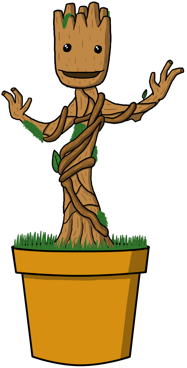 Groot by fretless94