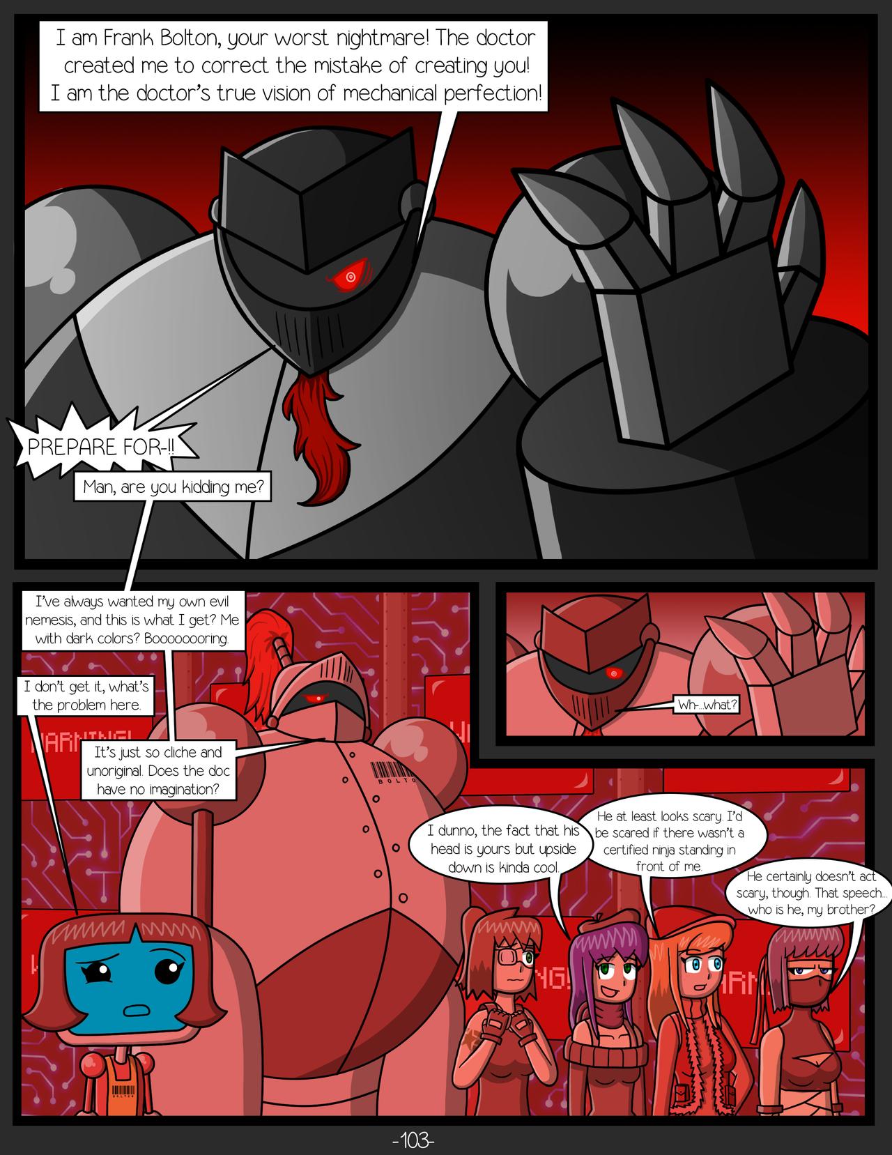 JK's (Page 103) by fretless94