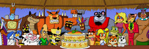 Crash Bandicoot 20th Anniversary Celebration