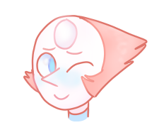 MY favorite gem! I don't see how people can even dislike her! Anyways this is Pearl from steven universe, to everyone who lives under a rock. Ha, I'm kidding. But if you don't know what it is I sug...