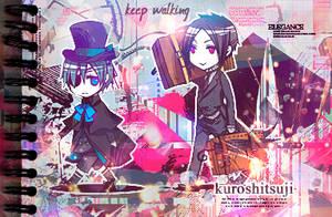 Kuroshitsuji xd by Shizomaru-Kun