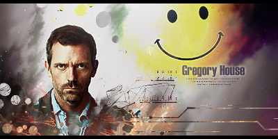 Gregory House by Shizomaru-Kun