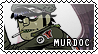 Murdoc Stamp? by Shizomaru-Kun