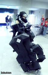 BRS cosplay - Strength