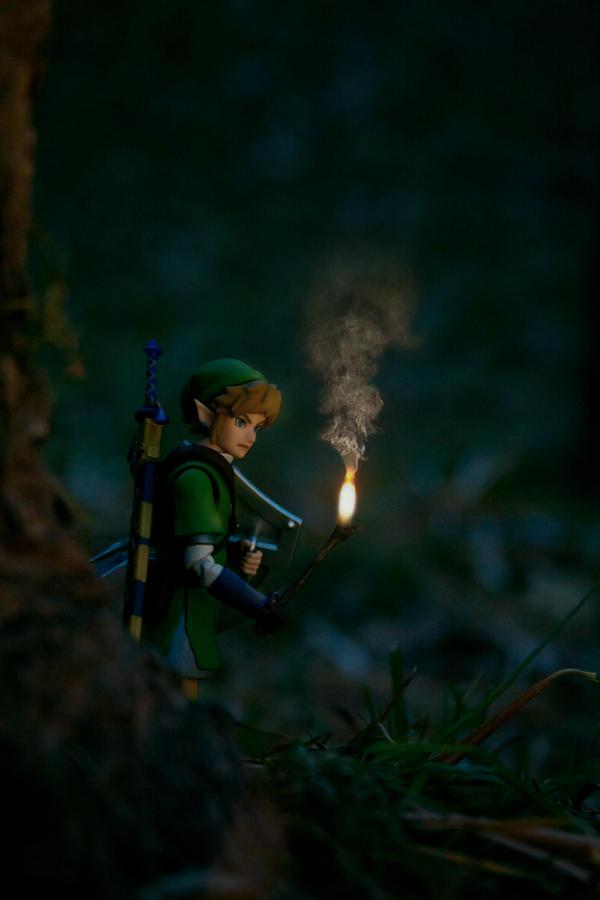 I`ll find you, Zelda! by RubeeAmadare