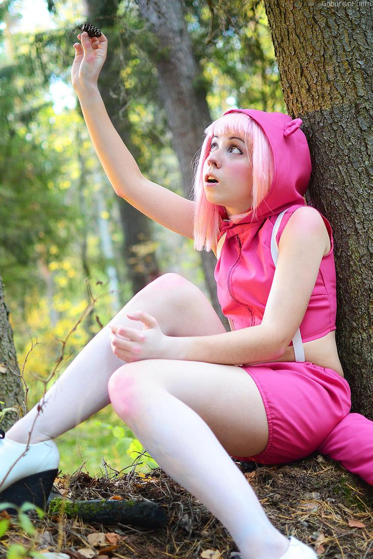 Pokenon Slowpoke cosplay by RubeeAmadare