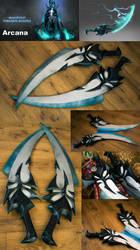Phantom Assassin Arcana blades