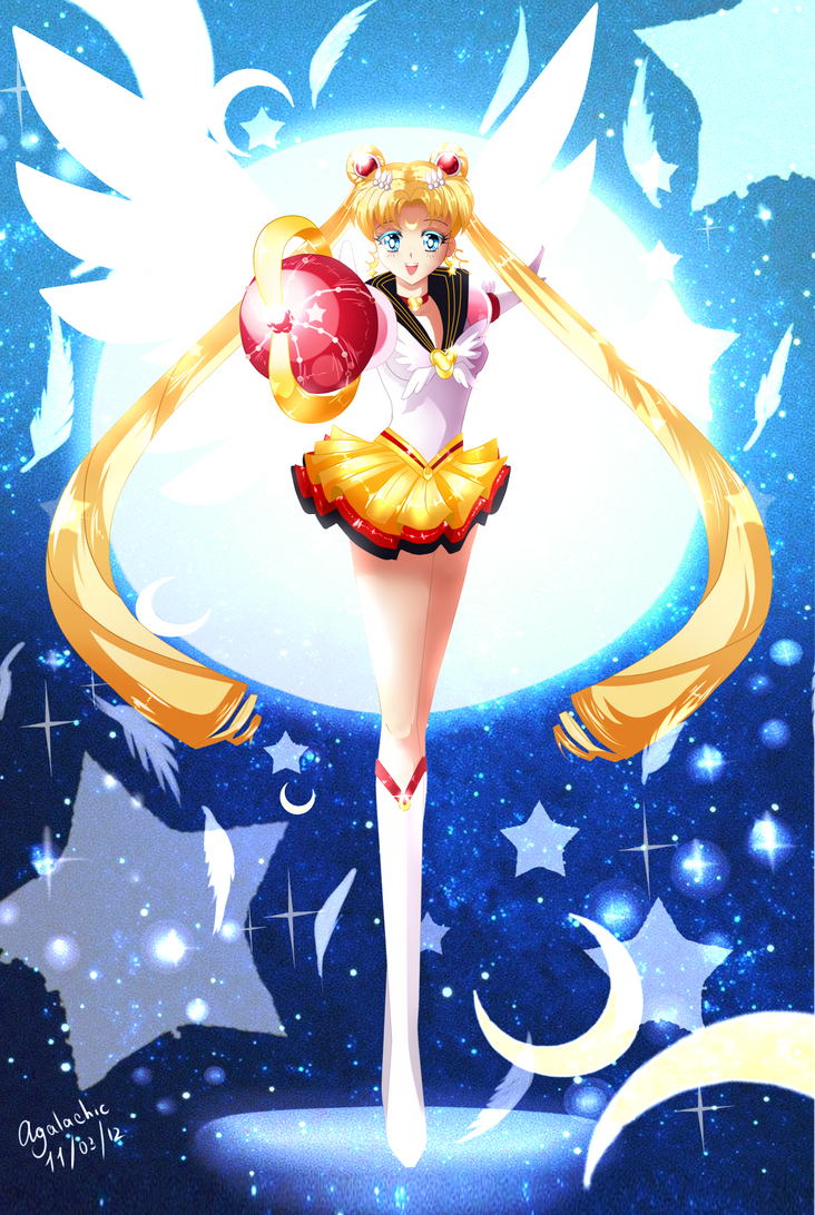 Sailor Moon Beam by Agalachic