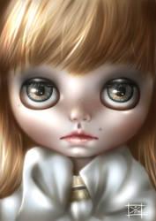 Blythe Doll by Heba-chan