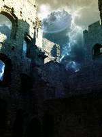 Night castle by dan-Es