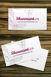 Sharmant.cz card by dan-Es